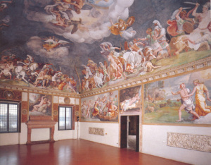 Sala di Troia